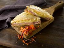 Irish Food - Toasted Sandwich