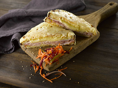 Irish Food - Toasted Sandwich