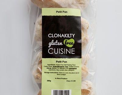Scally's gluten free petit pain