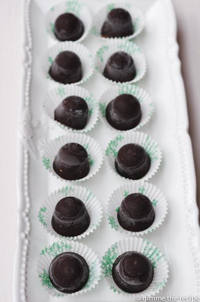 bullet proof chocolates