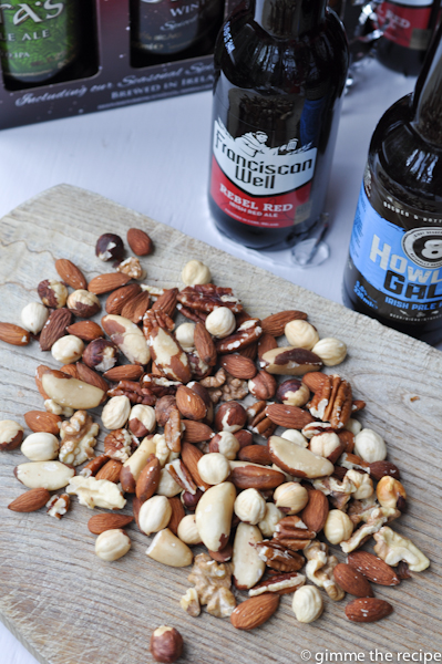 Toasted Mixed Nuts