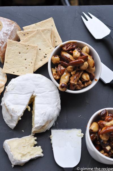 Beer Nuts & Irish Cheese