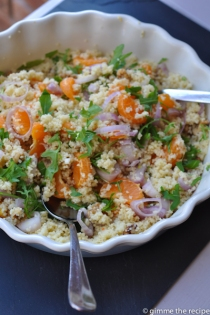 Citrus CousCous 2