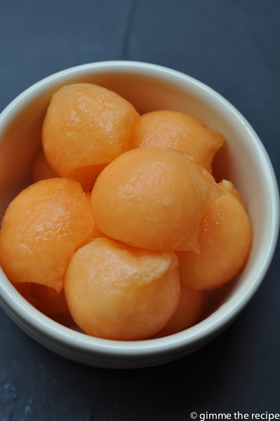 Galia balls