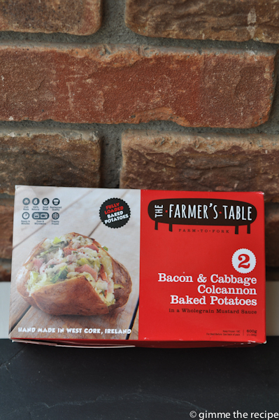 The Farmers Table Packaginh