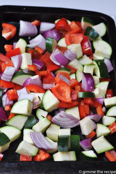 veg to roast