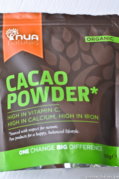 Cacao Powder by Nua Naturals
