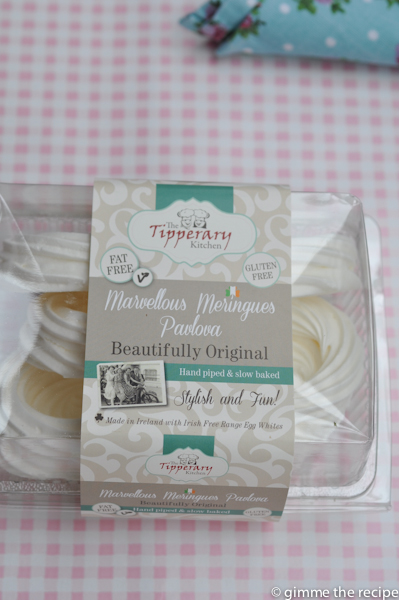The tipperary kitchen meringue nests