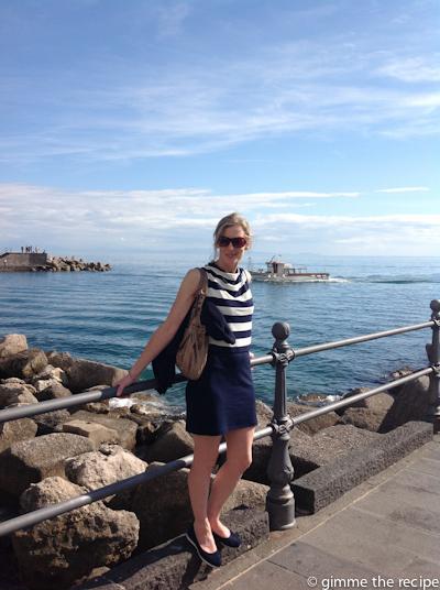 Blue skies Amalfi