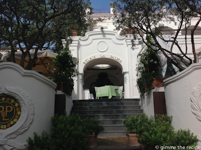 Hotel Relais La Palma Capri