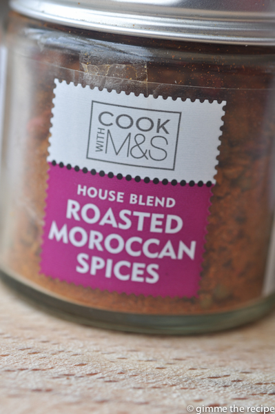 M and S Moroccan Spices