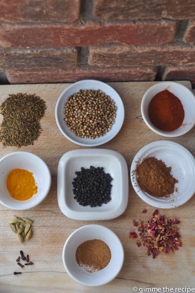 Ras El Hanout Blend Spices