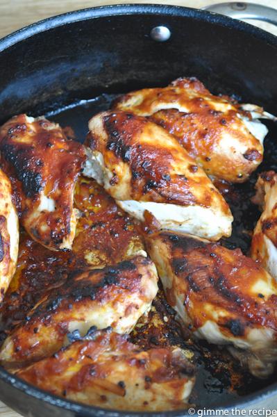 Elbow Lane roasted smokehouse chicken