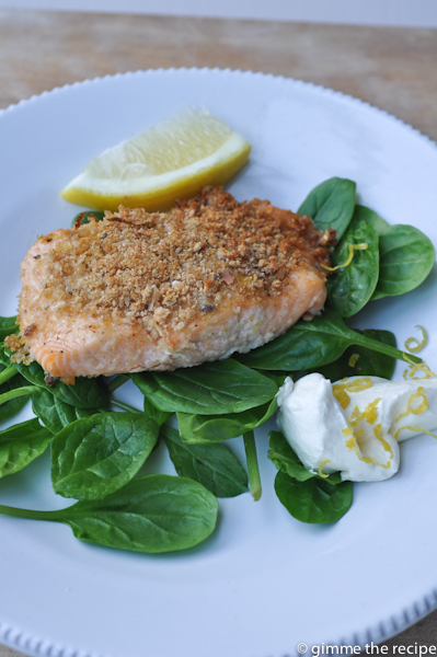 breaded-fish-with-spinach