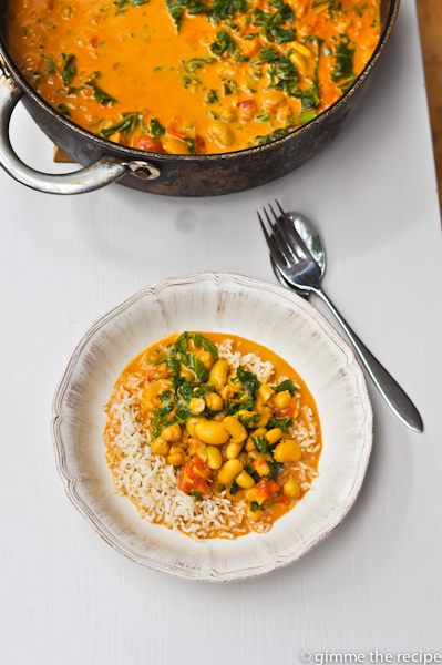 veg curry