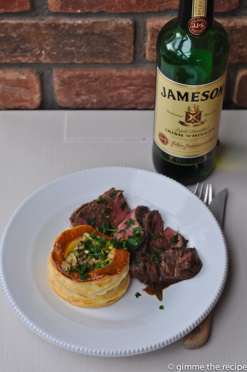 Beef Jameson