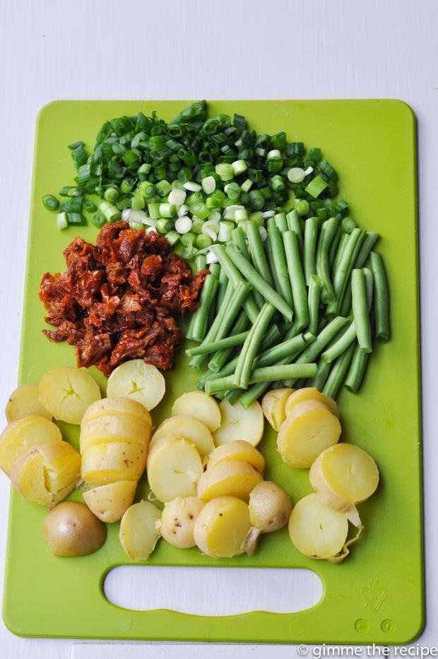 veg for seabass