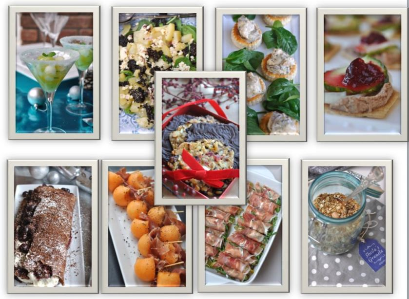 A Christmas Collection - selection of recipes - Sheila Kiely