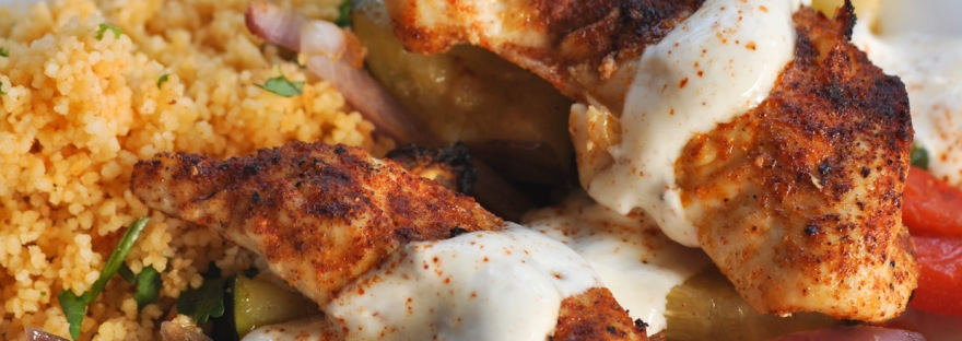 Berbere Baked Chicken