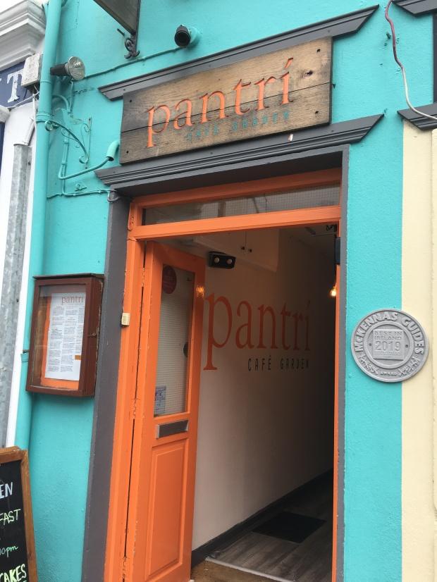 Pantri Dingle Doorway