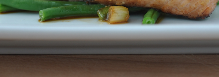 Salmon in Soy Sauce 2